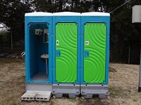 新規トイレユニット設置